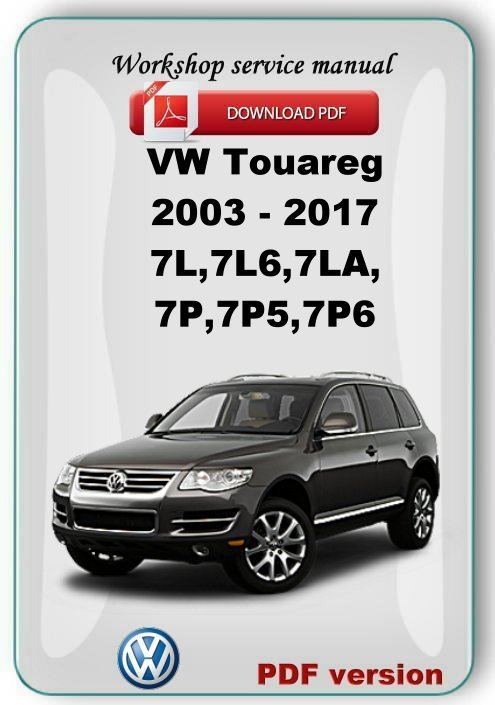 Vw touareg owners manual | How to Get a New Volkswagen Owner's